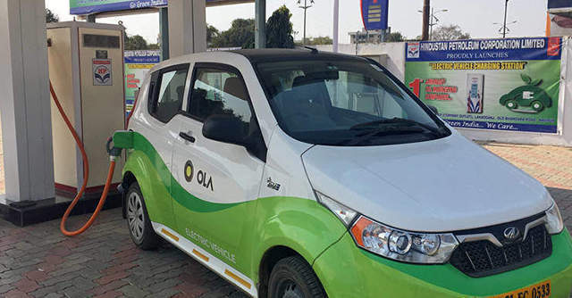 Pawan Munjal Family Trust acquires minority stake in Ola Electric