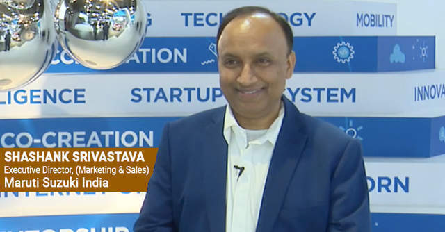 Watch: Shashank Srivastava on the Maruti Suzuki MAIL initiative and the EV market