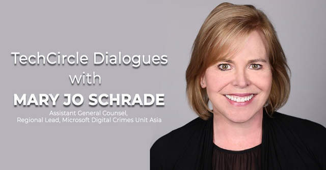 Listen: Microsoft's Mary Jo Schrade on how enterprises should address security in the WFH era