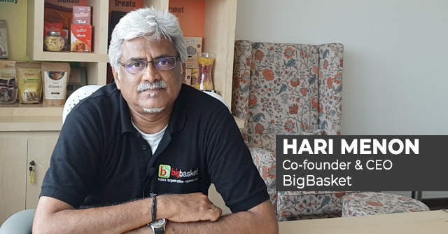 Watch: Hari Menon on how BigBasket faltered and emerged stronger through the Covid-19 crisis