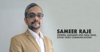 Watch: Sameer Raje on Zoom's security concerns and plans for the Indian market
