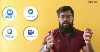 Watch: Made in India video conferencing apps in the race against Zoom, Teams