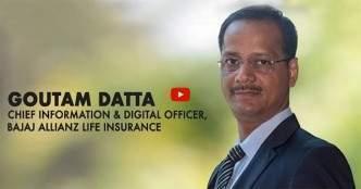 Watch: Bajaj Allianz Life Insurance CIDO Goutam Datta on BCP, cybersecurity priorities