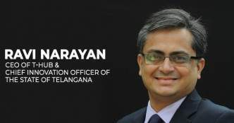 Watch: Ravi Narayan on why T-Hub is doubling down on the supply model for corporate innovation