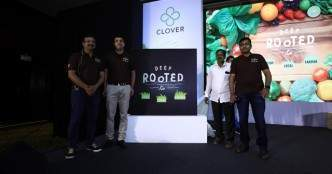 Agritech startup Clover launches direct-to-consumer app Deep Rooted