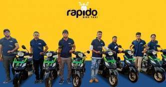 Rapido partners with Zypp to offer electric bike taxi rides