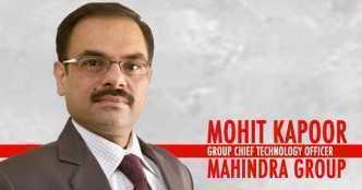 Watch: Digitisation, reimagining customer journeys top priorities -- Mohit Kapoor, Mahindra Group