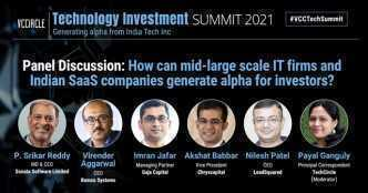 Watch: How can Indian IT firms, SaaS cos generate alpha for investors?