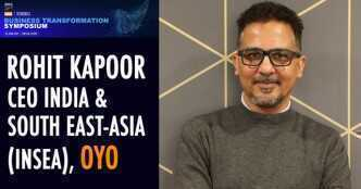 Watch: OYO's Rohit Kapoor on the global revival in the hospitality business