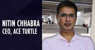 Watch: Ace Turtle CEO Nitin Chhabra on accelerating the digital transformation of the retail sector